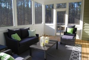 Heating and/or Cooling a Sunroom in your home can be complicated.